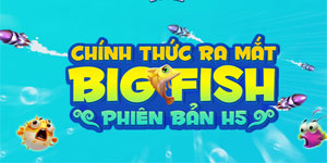 Tặng 1111 giftcode game Big Fish H5