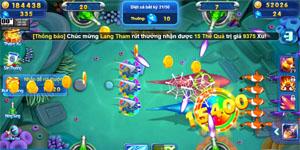 Cảm nhận Big Fish H5: Càng chơi càng say mê với lối chơi Bắn cá siêu thị cuốn hút