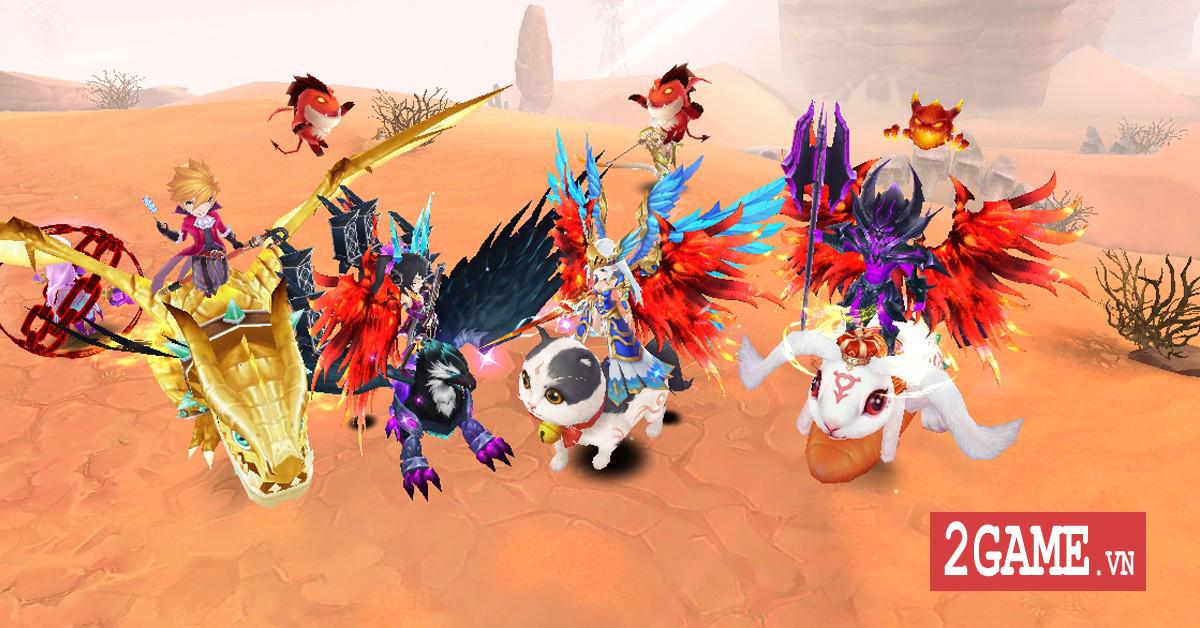 Game mobile Vua Triệu Hồi - King of Summoners của Funtap có gì hấp dẫn?! 0