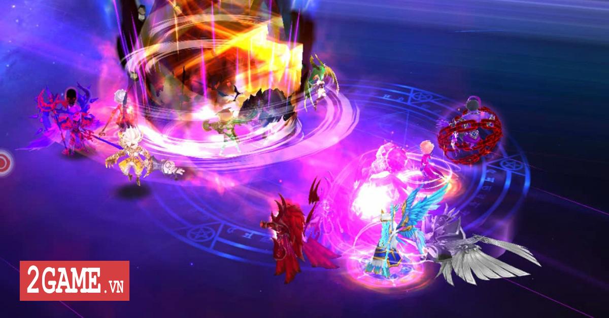 Game mobile Vua Triệu Hồi - King of Summoners của Funtap có gì hấp dẫn?! 2
