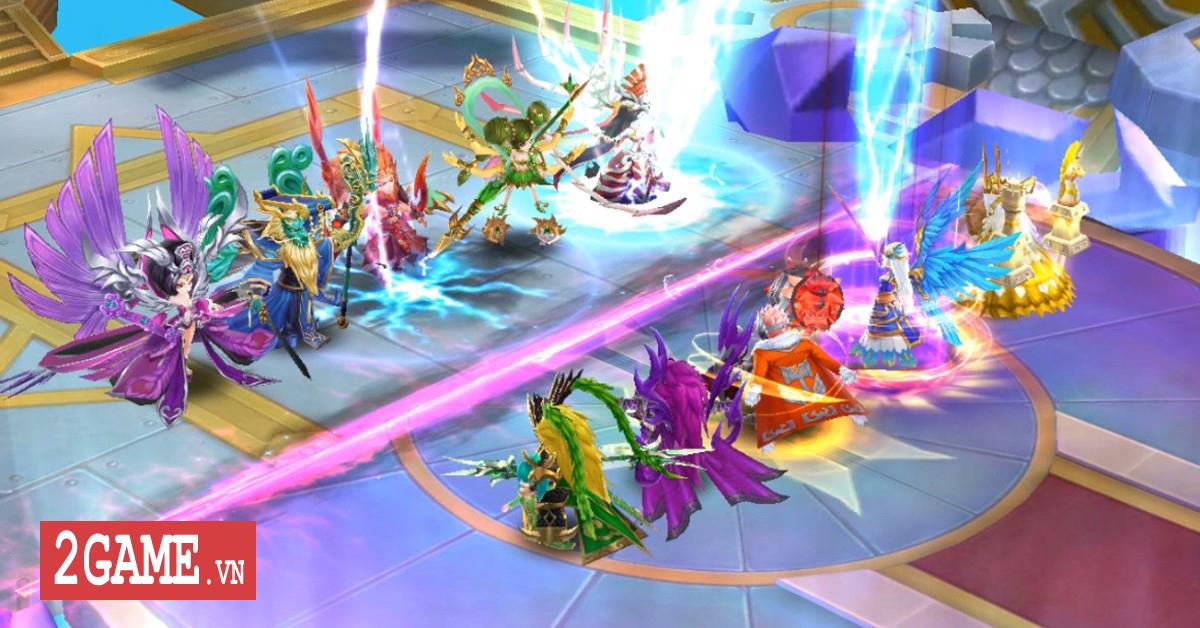 Game mobile Vua Triệu Hồi - King of Summoners của Funtap có gì hấp dẫn?! 3