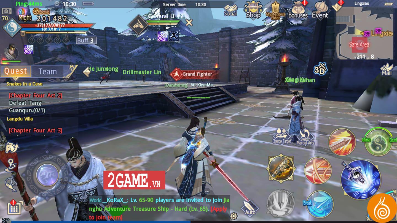Thích chơi game đẹp đang là xu hướng của hầu hết game thủ Việt hiện nay 3