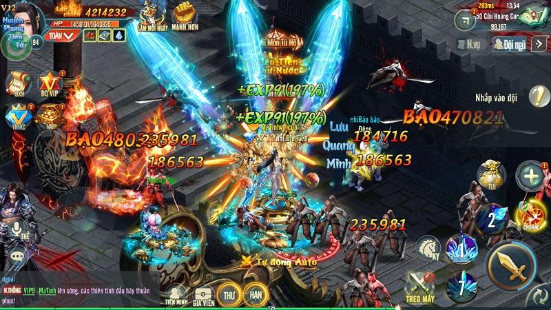 Thêm 10 game online mới cập bến làng game Việt vài giữa tháng 4 đầu tháng 5 0