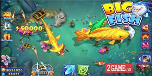 Big Fish H5 và những cải tiến đắt giá mà bất kỳ fan game Bắn cá nào cũng phải thích mê