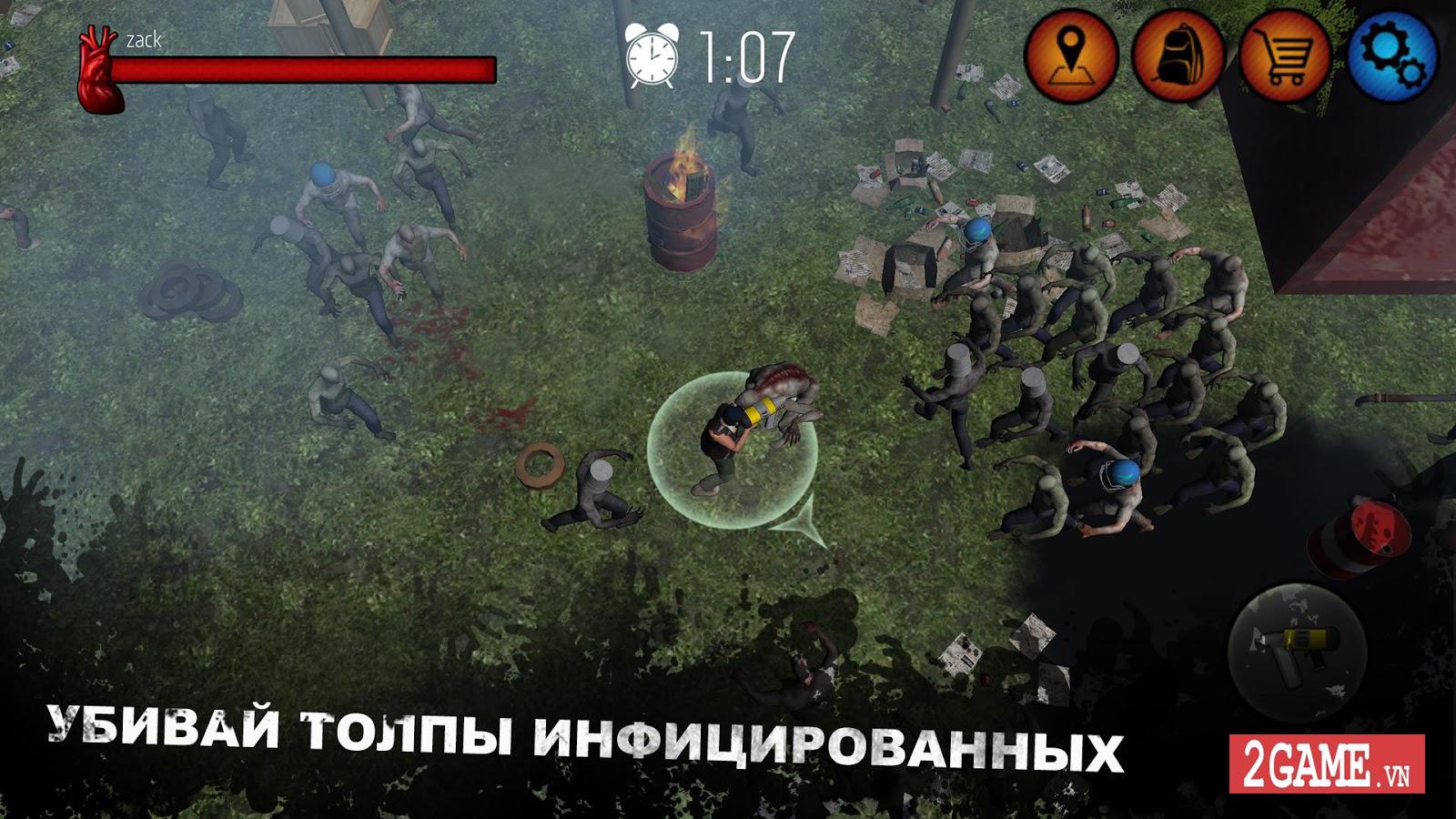 Top 9 game nhập vai sinh tồn thử thách khả năng sống sót của bạn trước đại dịch zombie và hậu tận thế 8