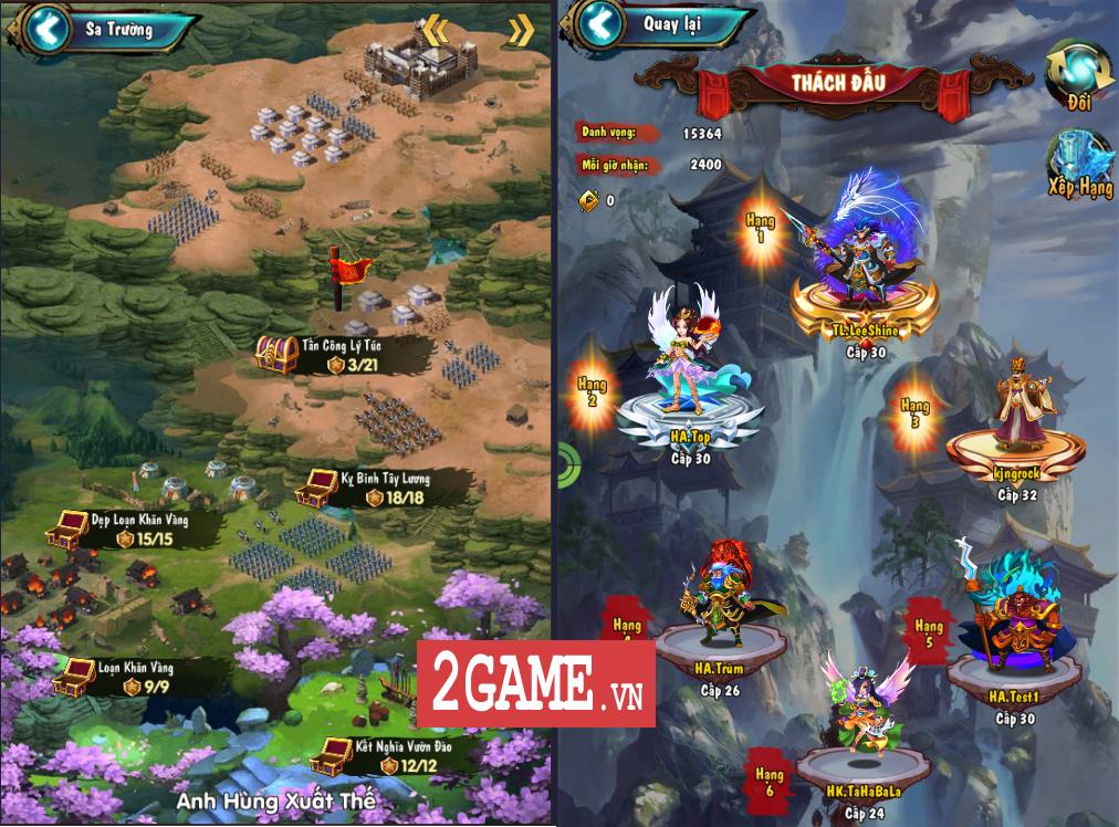 Cảm nhận game Hoàng Đao Kim Giáp: Khi game Việt mang hơi hướm lối chơi kiểu Nhật Bản 4