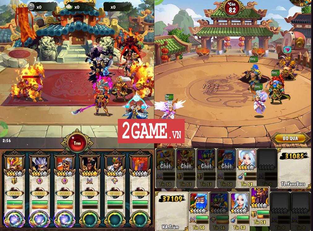 Cảm nhận game Hoàng Đao Kim Giáp: Khi game Việt mang hơi hướm lối chơi kiểu Nhật Bản 5