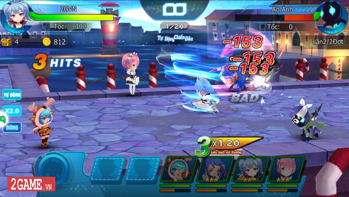 Trải nghiệm Nữ Vương Nổi Loạn: Game chính hiệu dành cho fan anime là đây chứ đâu! 9