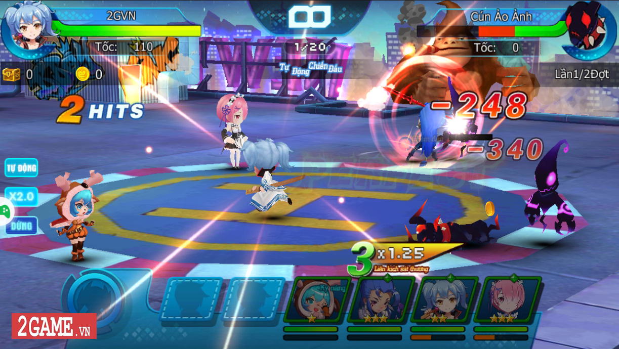 Trải nghiệm Nữ Vương Nổi Loạn: Game chính hiệu dành cho fan anime là đây chứ đâu! 10
