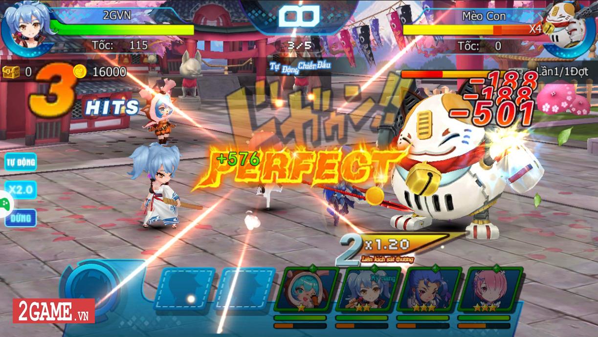 Trải nghiệm Nữ Vương Nổi Loạn: Game chính hiệu dành cho fan anime là đây chứ đâu! 12