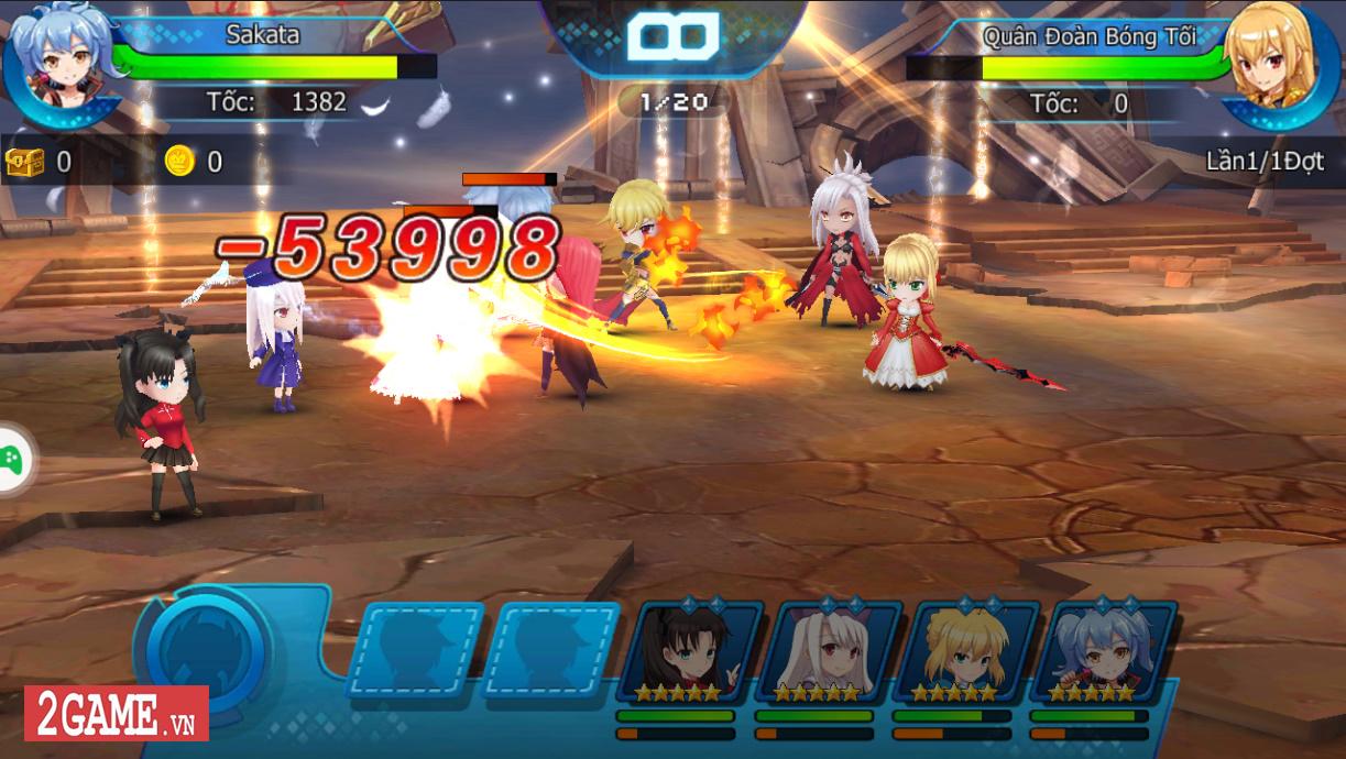 Trải nghiệm Nữ Vương Nổi Loạn: Game chính hiệu dành cho fan anime là đây chứ đâu! 1