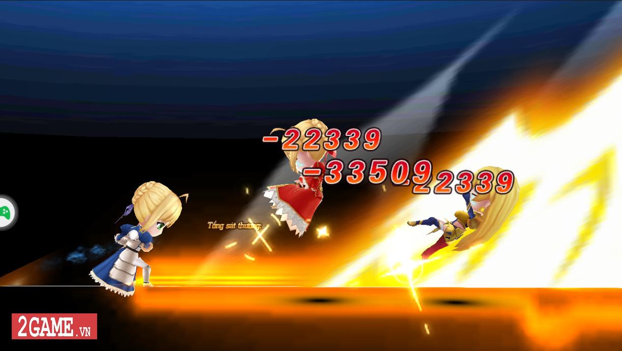 Trải nghiệm Nữ Vương Nổi Loạn: Game chính hiệu dành cho fan anime là đây chứ đâu! 4