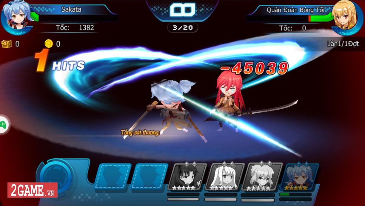 Trải nghiệm Nữ Vương Nổi Loạn: Game chính hiệu dành cho fan anime là đây chứ đâu! 5