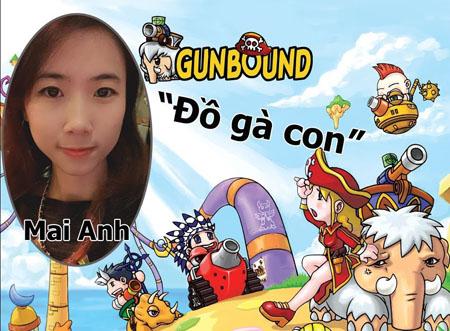 """Ra sức luyện tập để thoát khỏi kiếp """"Gà con"""" trong Gunbound M VNG"""