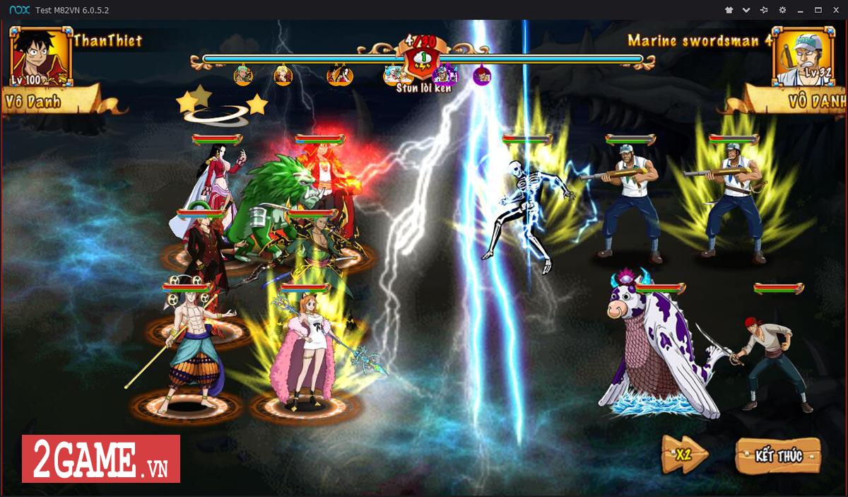 Haki Tối Thượng - Game mobile sáng tạo bởi cộng đồng One Piece Việt 2