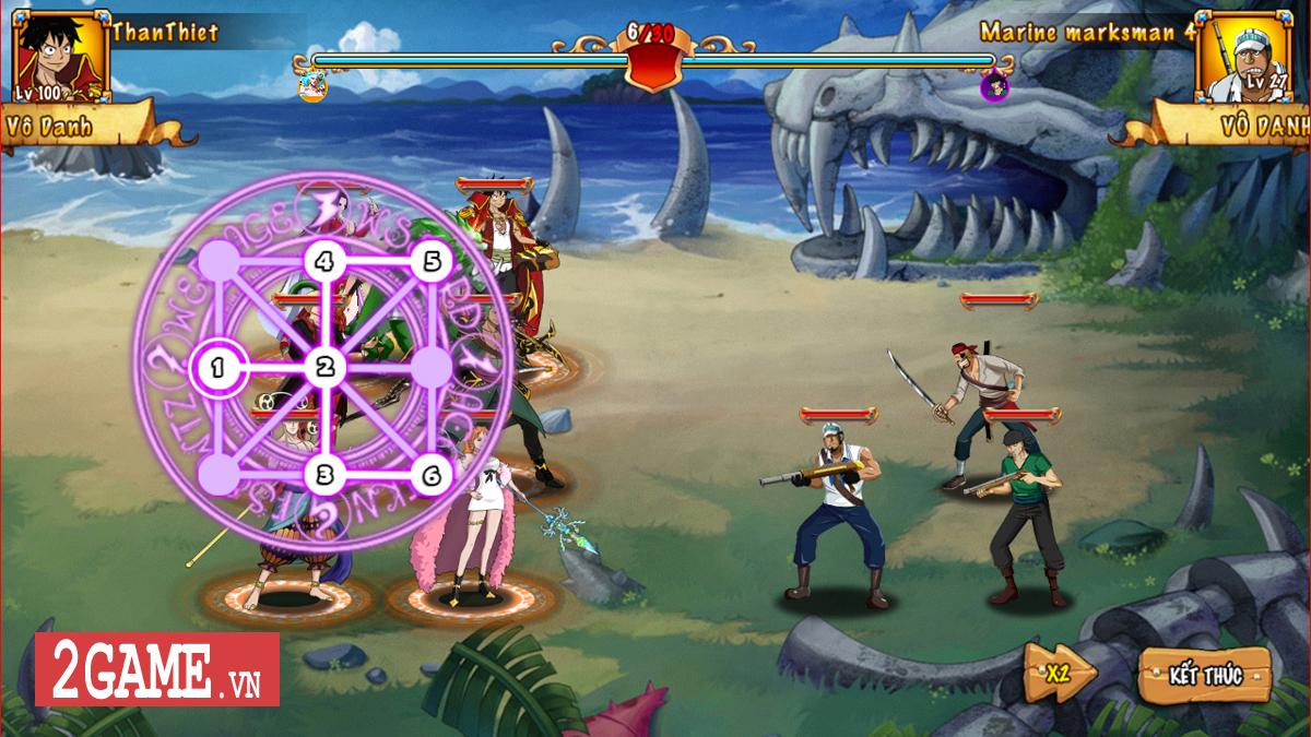 Haki Tối Thượng - Game mobile sáng tạo bởi cộng đồng One Piece Việt 1