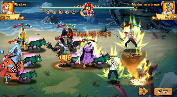 Haki Tối Thượng - Game mobile sáng tạo bởi cộng đồng One Piece Việt 3