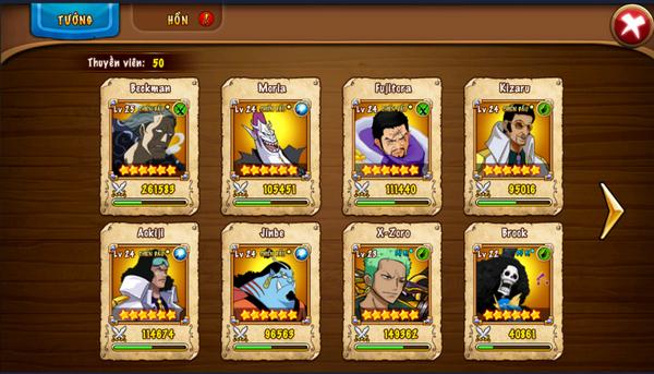 Haki Tối Thượng - Game mobile sáng tạo bởi cộng đồng One Piece Việt 4