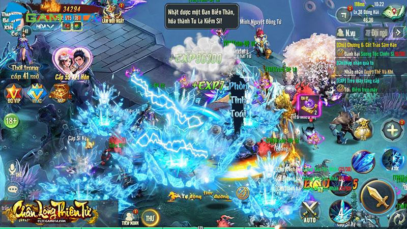 Chân Long Thiên Tử Gamota bùng nổ ngày đầu ra mắt – Dân cày đã tìm được bến đỗ mới! 4