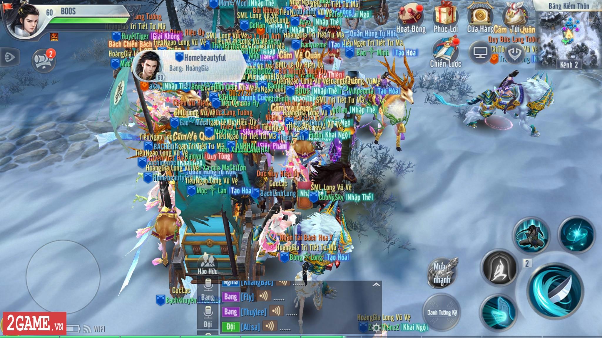 Game thủ Đại Đường Võ Lâm VNG thấp thỏm đời chờ bản big update Tân Sinh Kiếm Hiệp 0