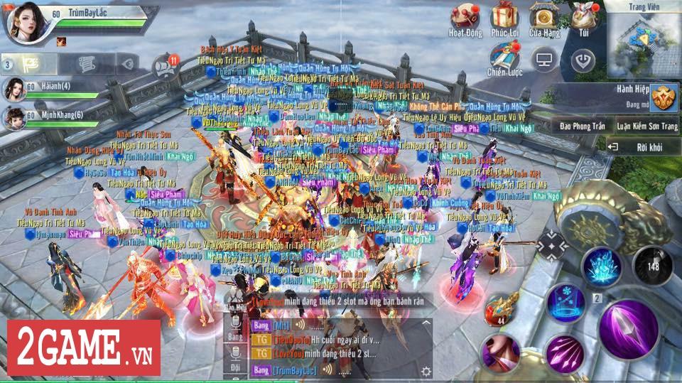 Game thủ Đại Đường Võ Lâm VNG thấp thỏm đời chờ bản big update Tân Sinh Kiếm Hiệp 1