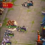 Game Kinh Điển Tam Quốc mang tính giải trí vì dễ chơi, nhưng mặt chiến thuật lại khá đa dạng 3