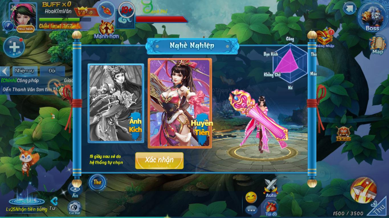 Chuyện không tưởng: Cứ 1 cặp game thủ Phi Tiên Mobile sẽ sinh 20 đứa con 1