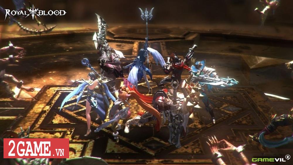 Royal Blood - Game nhập vai hành động đẳng cấp đến từ Hàn Quốc sắp ra mắt bản tiếng Anh 0