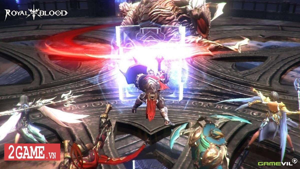 Royal Blood - Game nhập vai hành động đẳng cấp đến từ Hàn Quốc sắp ra mắt bản tiếng Anh 1