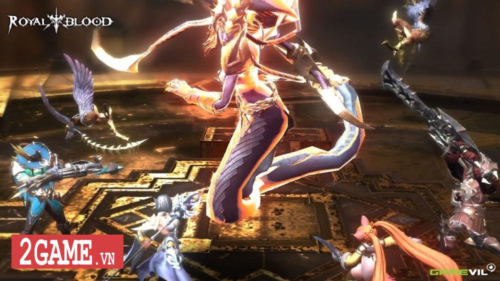 Royal Blood - Game nhập vai hành động đẳng cấp đến từ Hàn Quốc sắp ra mắt bản tiếng Anh 2