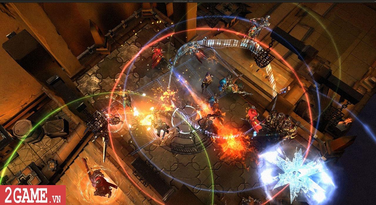 Royal Blood - Game nhập vai hành động đẳng cấp đến từ Hàn Quốc sắp ra mắt bản tiếng Anh 7