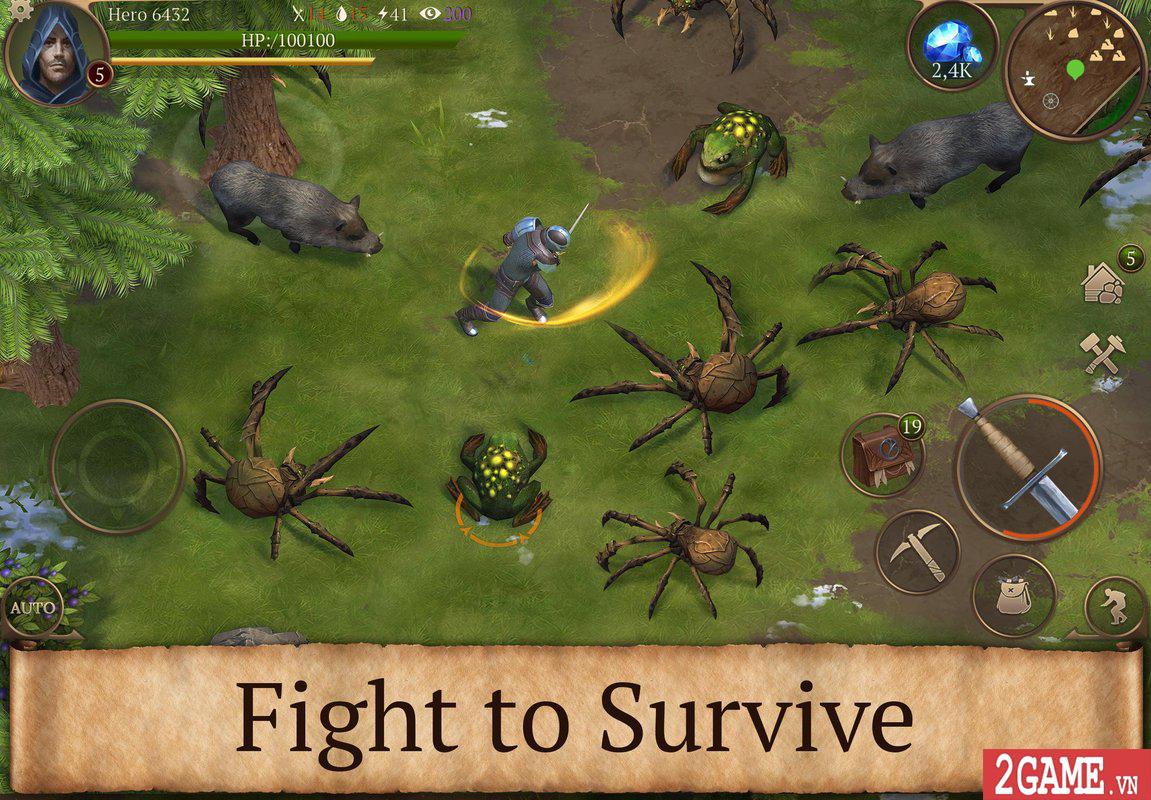 Top 9 game nhập vai sinh tồn thử thách khả năng sống sót của bạn trước đại dịch zombie và hậu tận thế 7