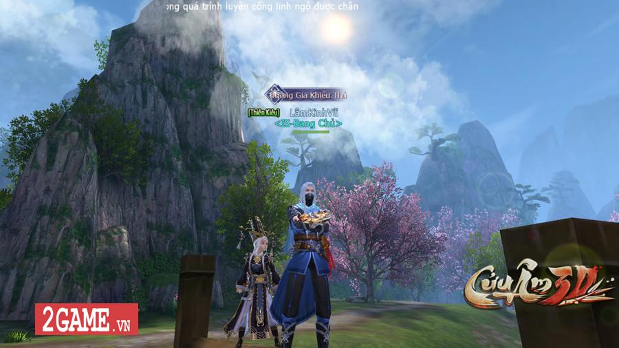 Cửu Âm 3D VNG - Khi game di động bắt kịp cái chất của game PC 0