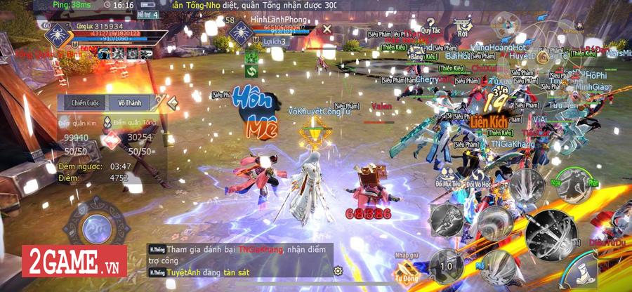 Cửu Âm 3D VNG - Khi game di động bắt kịp cái chất của game PC 7