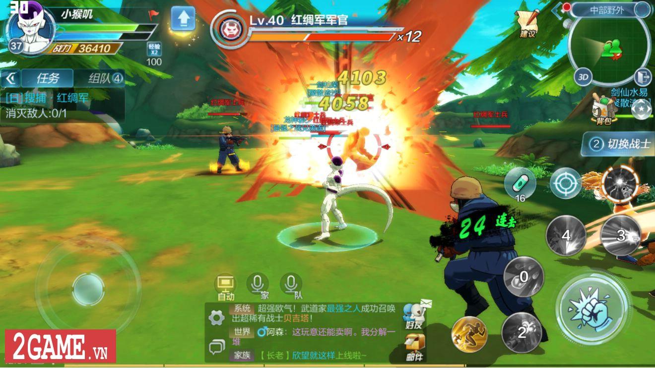 Top 9 game mới đáng quan tâm của Tencent Games trong năm 2019 7