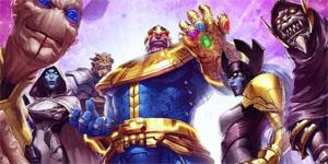 Top 4 game mobile dành cho tín đồ cuồng phim Avengers: Infinity War