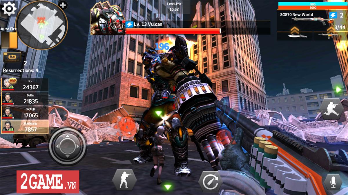 Tốc Chiến Mobile sẽ đưa lối chơi Chiến Dịch Huyền Thoại và Crossfire Legends hợp nhất với nhau 2