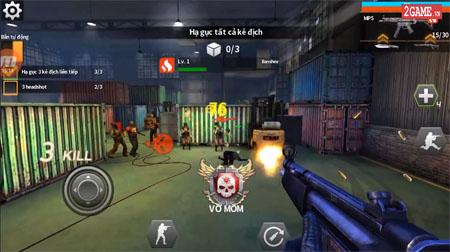 Cận cảnh Tốc Chiến Mobile bản Việt hóa – Game sinh tồn săn zombie cực chất