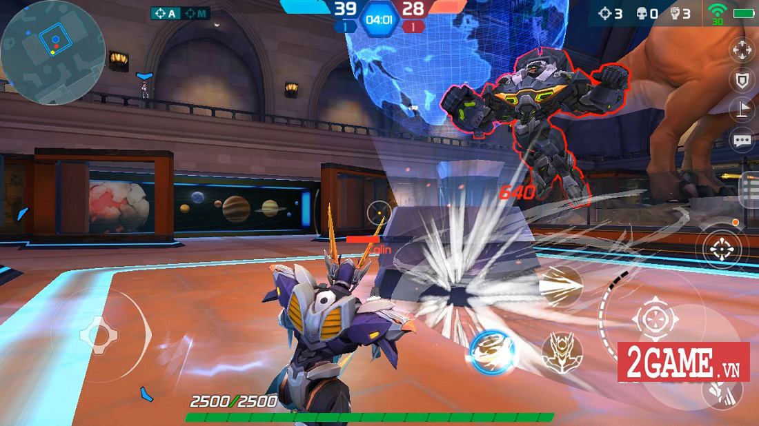 Mobile Battleground: Frontline - Game bắn súng MOBA sở hữu hệ thống điều khiển sáng tạo 2