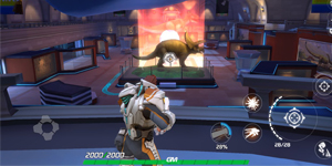 Mobile Battleground: Frontline – Game bắn súng MOBA sở hữu hệ thống điều khiển sáng tạo