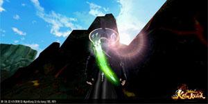 Mỗi bước đi trong 360mobi Kiếm Khách VNG người chơi lại được lắng nghe một câu chuyện võ hiệp thú vị