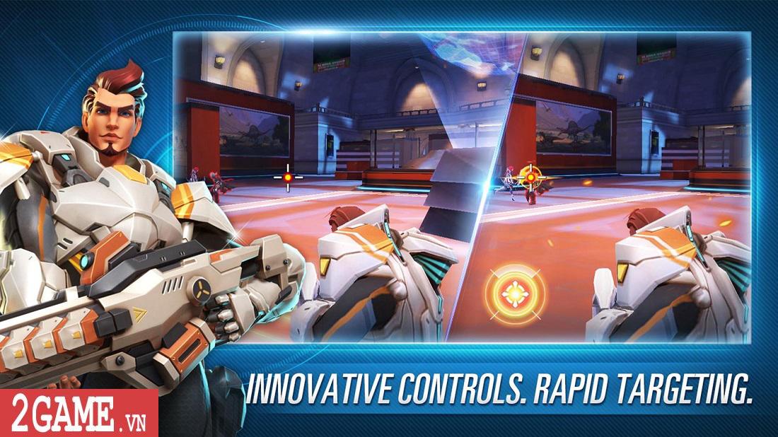 Mobile Battleground: Frontline - Game bắn súng MOBA sở hữu hệ thống điều khiển sáng tạo 5