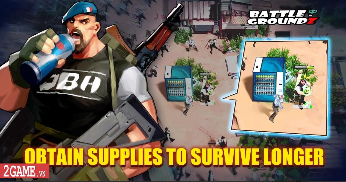 Battleground Z - Cuộc chiến sinh tồn giữa một thành phố đầy rẫy Zombie 1