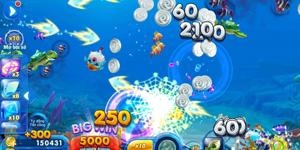 VNG âm thầm cho ra mắt game bắn cá đa tính năng có tên gọi 2Cá