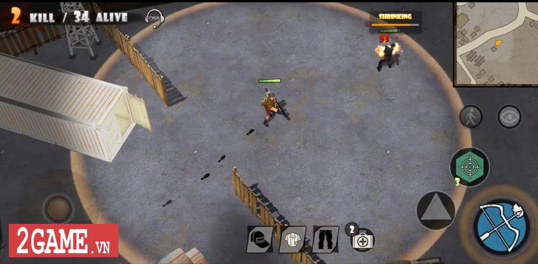 Battleground Z - Cuộc chiến sinh tồn giữa một thành phố đầy rẫy Zombie 6