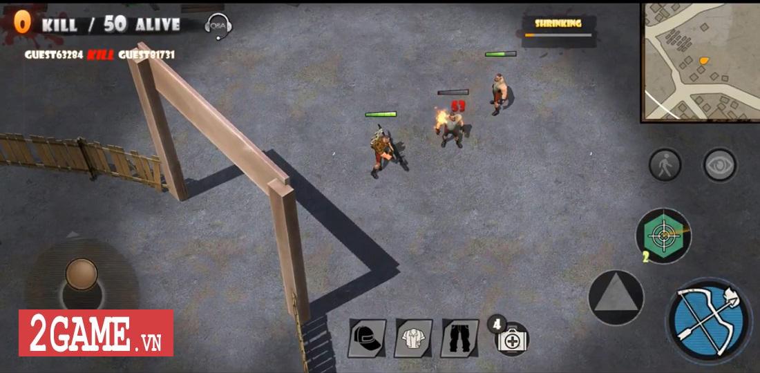 Battleground Z - Cuộc chiến sinh tồn giữa một thành phố đầy rẫy Zombie 4