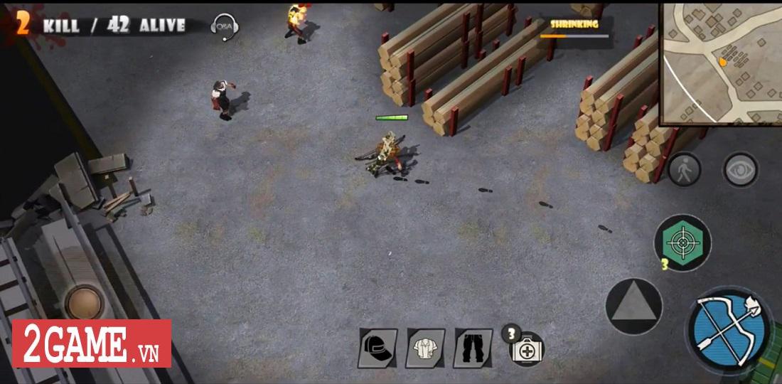 Battleground Z - Cuộc chiến sinh tồn giữa một thành phố đầy rẫy Zombie 5