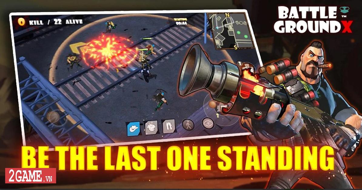 Battleground Z - Cuộc chiến sinh tồn giữa một thành phố đầy rẫy Zombie 0
