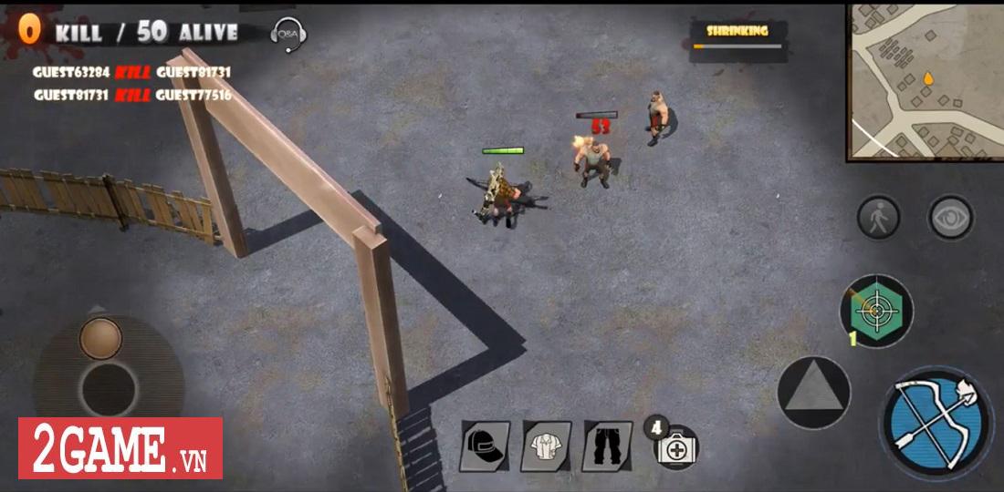 Battleground Z - Cuộc chiến sinh tồn giữa một thành phố đầy rẫy Zombie 3