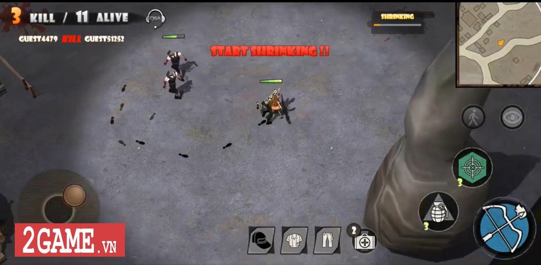 Battleground Z - Cuộc chiến sinh tồn giữa một thành phố đầy rẫy Zombie 8